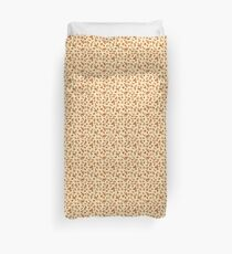 Bees and Honey Duvet Cover