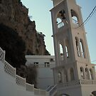 Church In Greek Island by fchagora