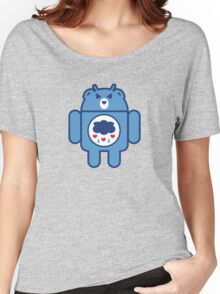 GRUMPYDROID Women's Relaxed Fit T-Shirt