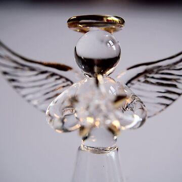 Fragile Angel by TriciaDanby
