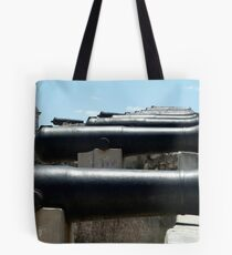 Canons Tote Bag