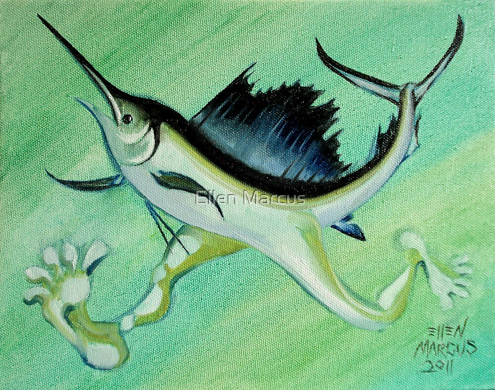 Sword Fish Run by Ellen Marcus