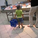 ASSISTANS shopping by YURYBASHKIN