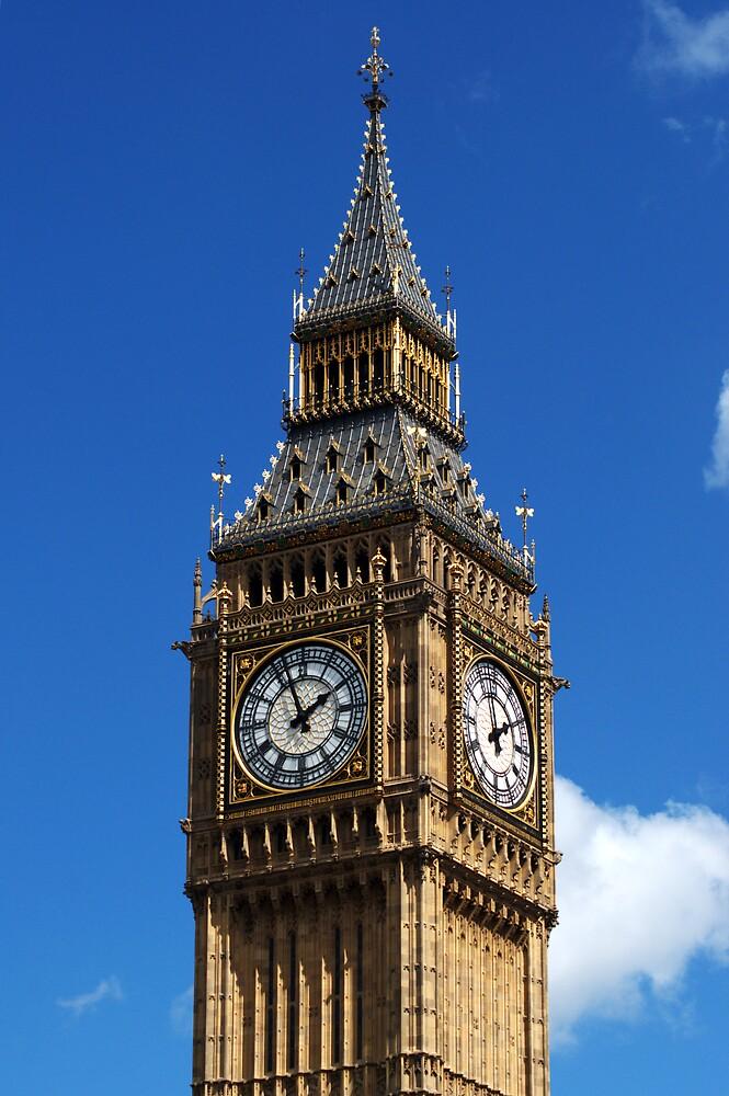 Big Bens Clock by Chris Day