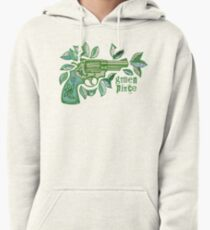 Shoots and Leaves Pullover Hoodie