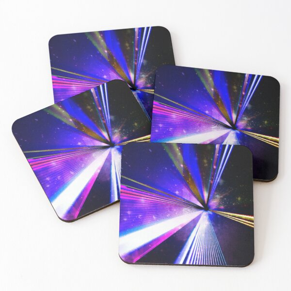 Be the Light Coasters (Set of 4)