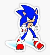 Sonic : Super Fast Pokemon Trainer Sticker
