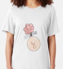Plumbus Art Installation Slim Fit T-Shirt