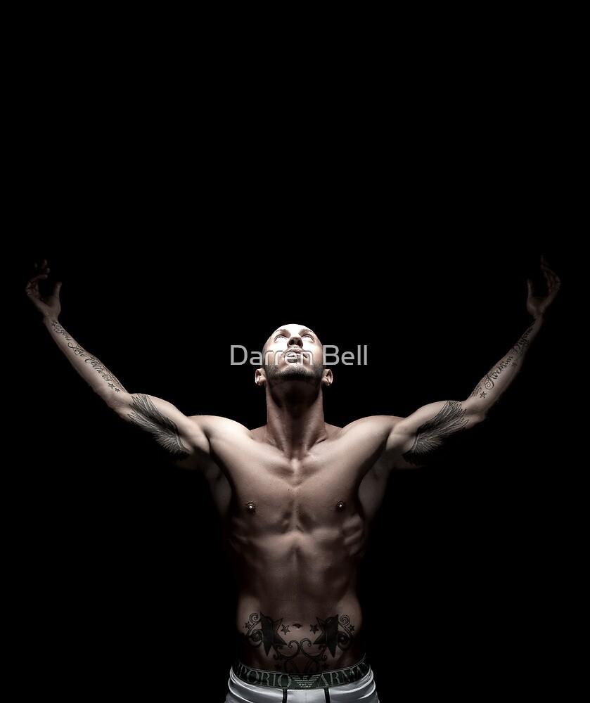 Male Form 1 by Darren Bell