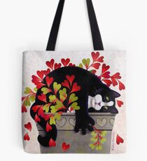 Love Pot Tote Bag