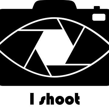 I shoot - black by AudraJS
