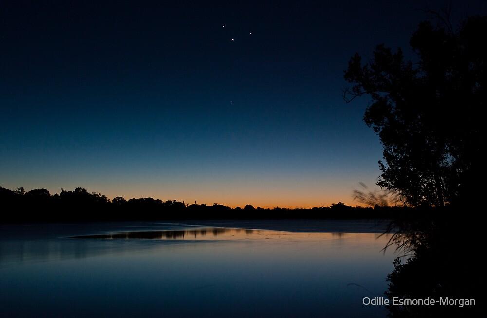 Black Friday conjunctions #1 by Odille Esmonde-Morgan