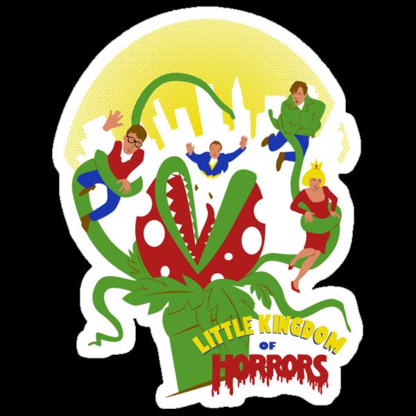 Little Kingdom Of Horrors by Rhonda Blais