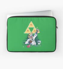 Hyrulean Science Laptop Sleeve