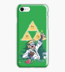 Hyrulean Science iPhone Case/Skin