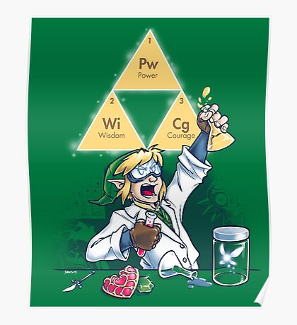 Hyrulean Science Poster