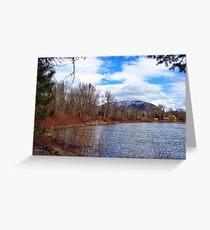 High Water 1 Greeting Card