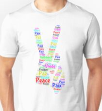 Peace Across the World T-Shirt