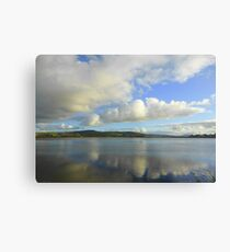 Clouds.............................Most Products Metal Print