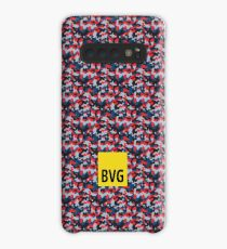 Berlin U-Bahn Camo (New Style) Case/Skin for Samsung Galaxy