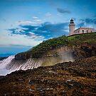 """Arecibo Lighthouse"" by Jaime Hernandez"