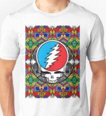 Grateful Dead Trippy Pattern Unisex T-Shirt