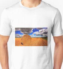 Golden Harvest......Straw Bales T-Shirt