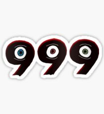 Juice 999 Club Sticker