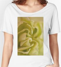 Carnation Macro Women's Relaxed Fit T-Shirt