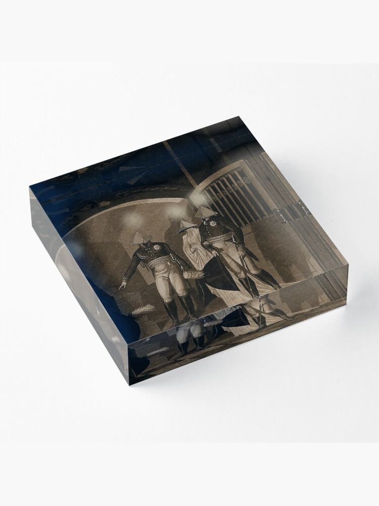 Alternate view of The Royals Acrylic Block