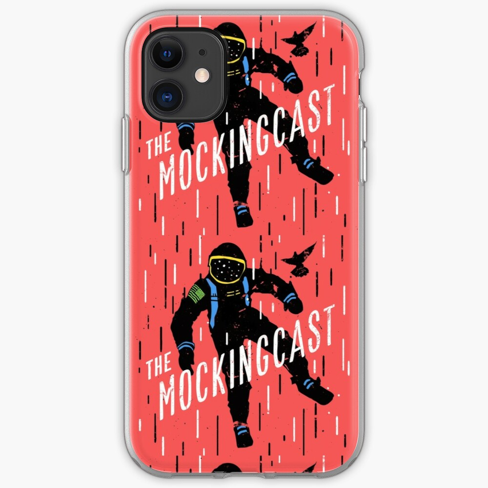 The Mockingcast iPhone Case & Cover