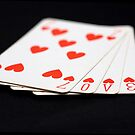 Love is on the cards by Kevin  Poulton
