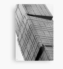 Tesseract Metal Print