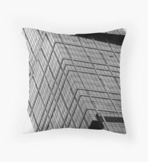 Tesseract Throw Pillow
