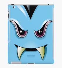 BLUE VAMPIRE - HALLOWEEN, HORROR iPad Case/Skin