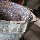 Old Bucket by Farrah Garland