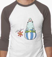 Asterisk & Obelisk Men's Baseball ¾ T-Shirt