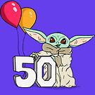 Happy 50th von CanisPicta