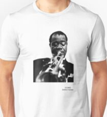Iconic Stars Louis Armstrong T-Shirt