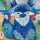 The Blue Fox by Madara Mason