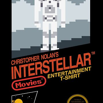 8-bit Interstellar by frostbp