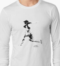 Iconic Stars Don Bradman Long Sleeve T-Shirt