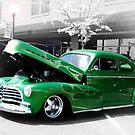 '46 Chevy Coupe by Susan Vinson