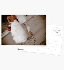 Bride and Groom  - San Pancho Postcards