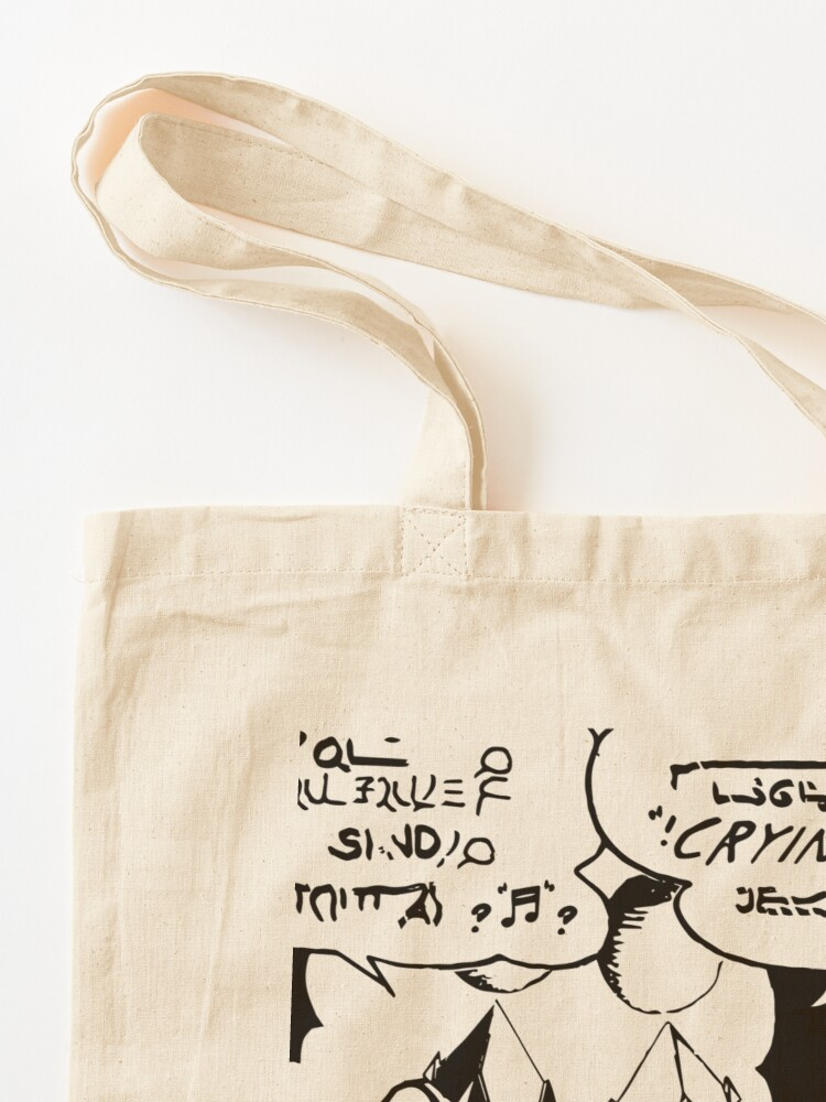 Alternate view of Crying High Beach Party Tote Bag
