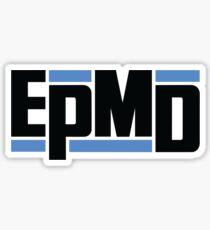 EPMD big logo Sticker