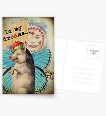 Pigs Do Fly Postcards