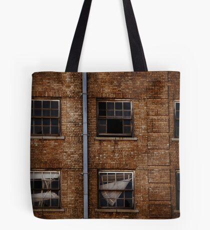Baker Hotel Windows Tote Bag