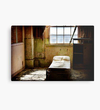 Room at the Baker Hotel Metal Print