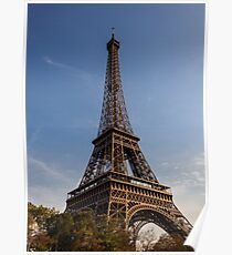 Eiffel Tower (Paris) Poster